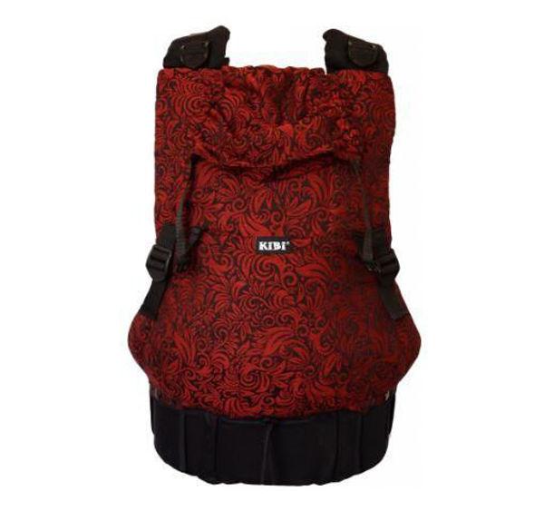 Obrázek Nosítko EVO Flora Red Velvet KiBi