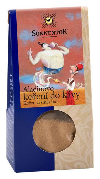 Obrázek Aladinovo koření do kávy 25 g SONNENTOR
