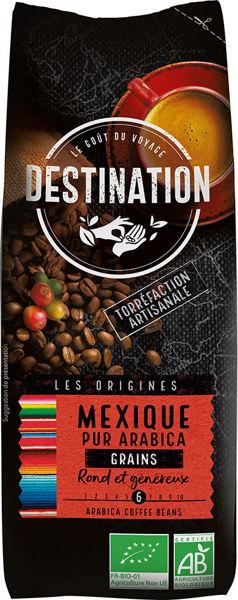 Obrázek Káva zrnková - Mexico 250 g DESTINATION