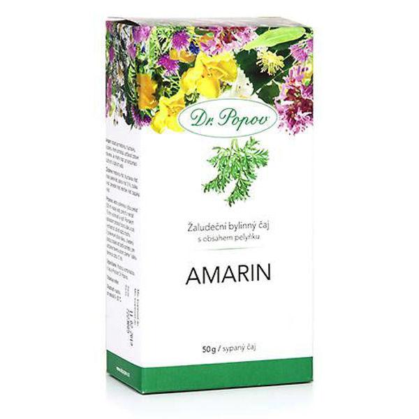 Obrázek Amarin, sypaný čaj, 50 g DR. POPOV