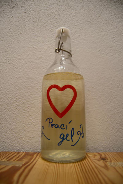 Obrázek Prací gel na funkční textil 100 g BEZOBAL TIERRA VERDE