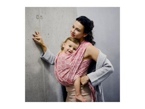 Obrázek Šátek Monili Poppies 4,2 m Moisha
