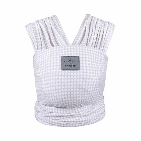 Obrázek Šátek Sling BellyButton Softcheck Grey Manduca
