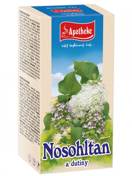 Obrázek Nosohltan a dutiny 20 x 1,5 g APOTHEKE