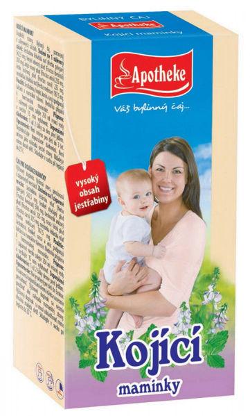Obrázek Pro kojící maminky čaj 20 x 1,5 g APOTHEKE