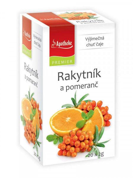 Obrázek Rakytník a pomeranč 20 x 2g APOTHEKE