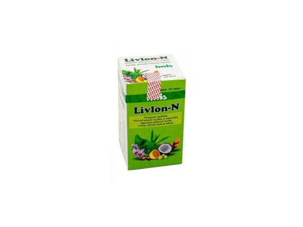 Obrázek Livlon-N 120 tablet IMIS