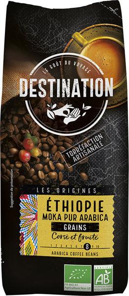 Obrázek Káva zrnková - Etiopie 500 g DESTINATION