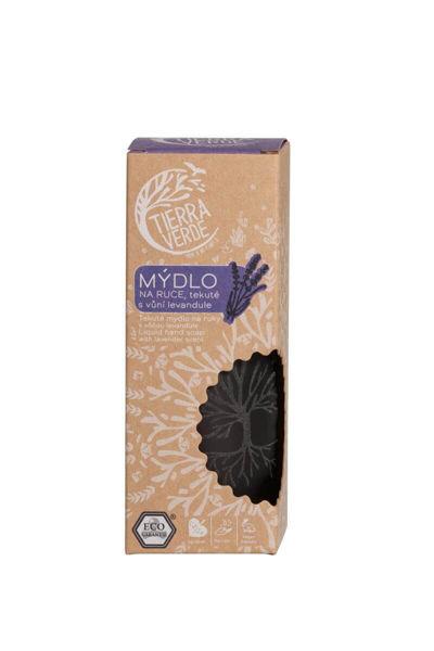 Obrázek Tekuté mýdlo na ruce s vůní levandule