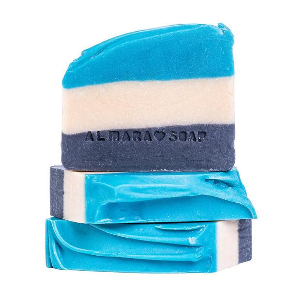 Obrázek TUHÉ MÝDLO GENTLEMEN'S CLUB 100 g ALMARA SOAP