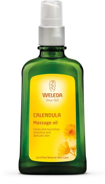 Obrázek Měsíčkový masážní olej 100 ml WELEDA