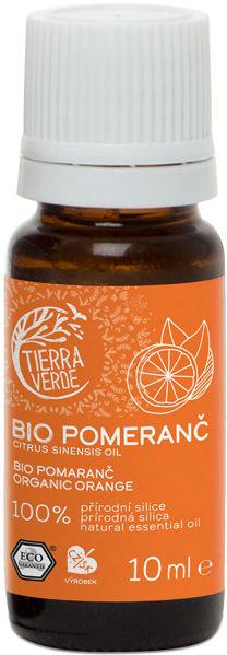 Obrázek Silice BIO Pomeranč Tierra Verde