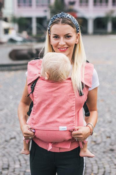 Obrázek Nosítko Be Lenka 4ever - Pink BeLenka