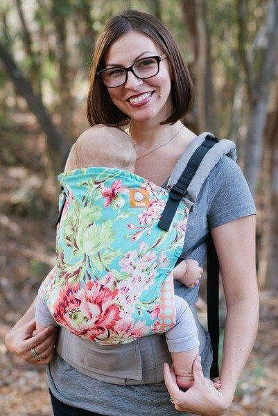 Obrázek Půjčení nosítka Tula Toddler Bliss Bouquet