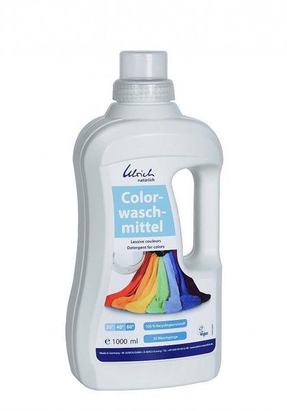Obrázek Prací gel na barevné prádlo 1 l Ulrich