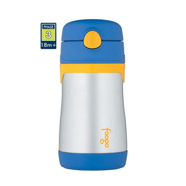 Obrázek Kojenecká termoska  modrá Thermos