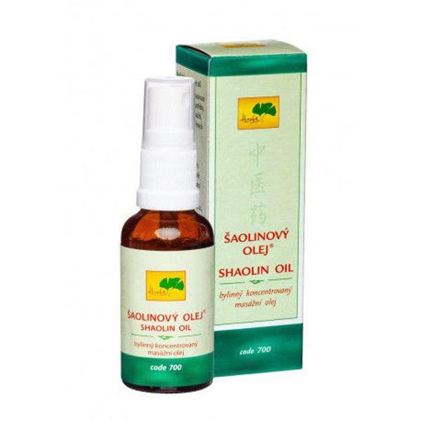 Obrázek Šaolinový olej 25 ml TCM