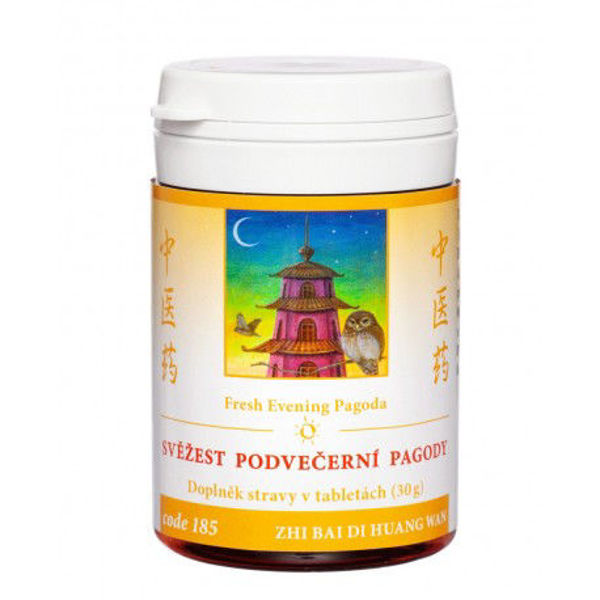 Obrázek Svěžest podvečerní pagody 185 30 g TCM