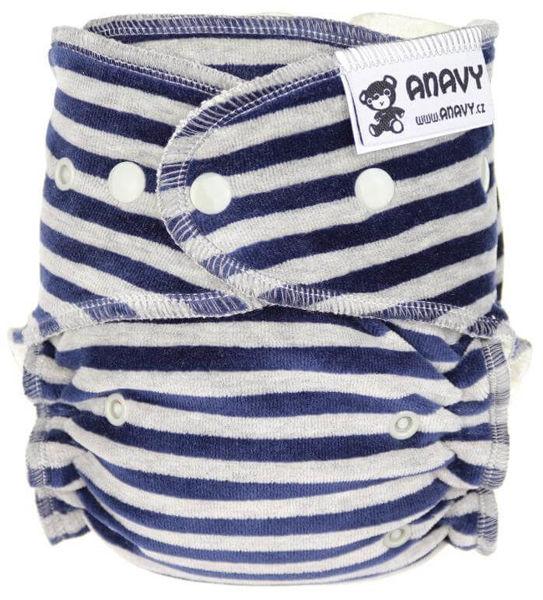 Obrázek Rostoucí kalhotková plena na patentky Anavy