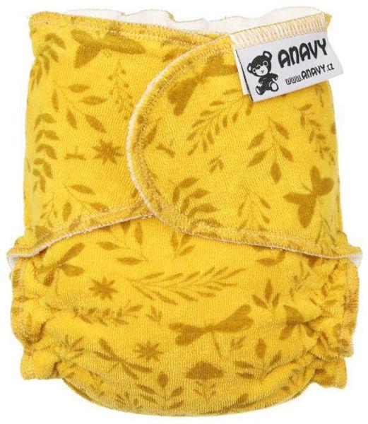 Obrázek Rostoucí kalhotková plena na snappi sponku Anavy