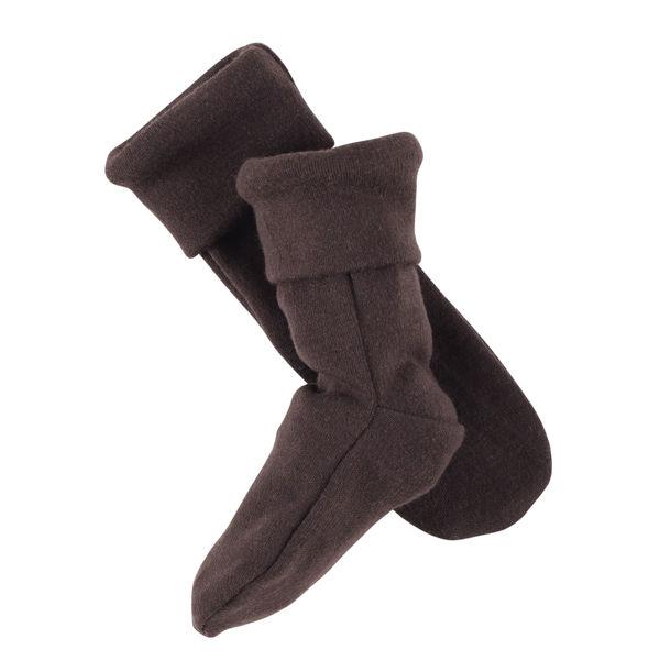 Obrázek Merino dětské ponožky tenké Crawler