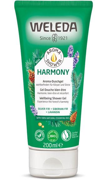 Obrázek Sprchový gel Harmony 200 ml WELEDA
