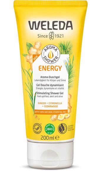 Obrázek Sprchový gel Energy 200 ml WELEDA
