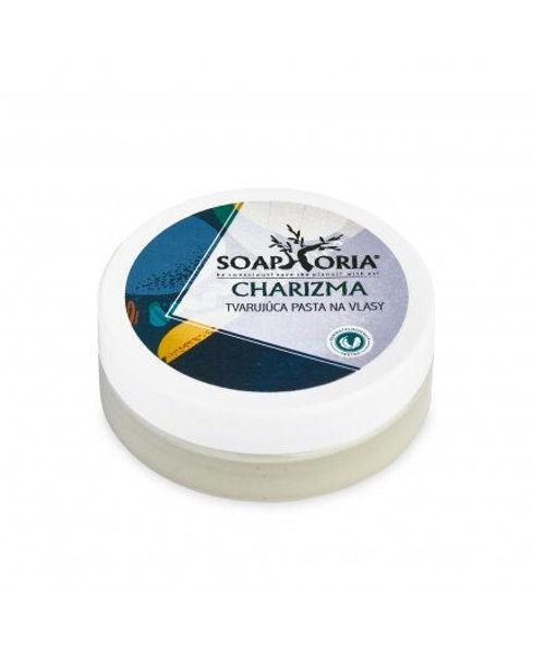 Obrázek Tvarující pasta na vlasy Charizma 50ml SOAPHORIA