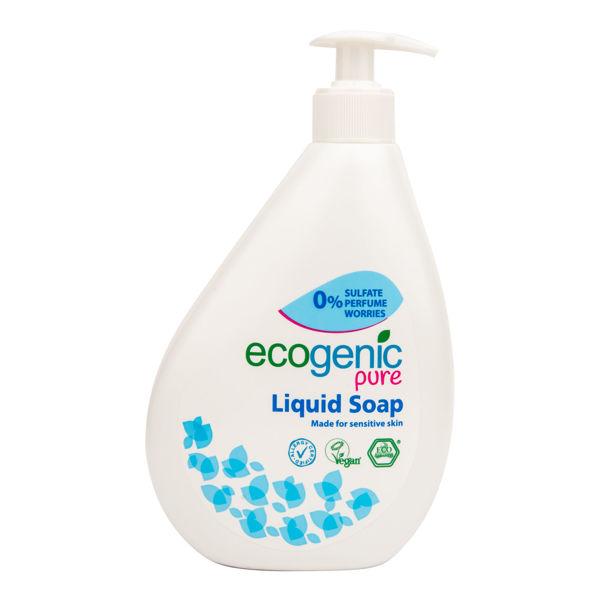 Obrázek Tekuté mýdlo 500 ml Ecogenic pure