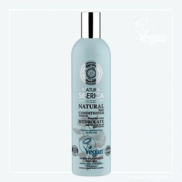 Obrázek Balzám pro suché a lámavé vlasy Výživa a hydratace 400 ml NATURA SIBERICA