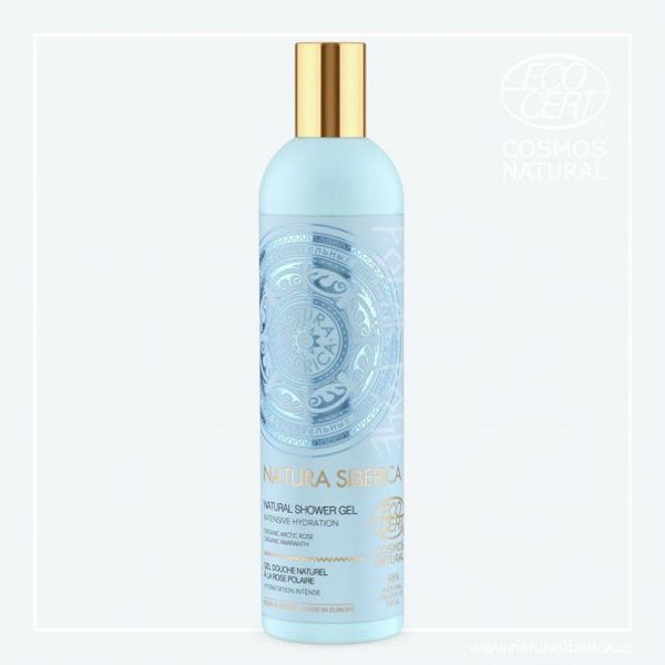 Obrázek Sprchový gel Intenzivní hydratace 400 ml NATURA SIBERICA