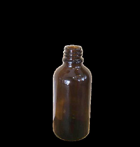 Obrázek Lahev hnědé sklo 50 ml Fichema