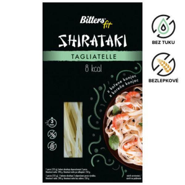 Obrázek Shirataki FIT - tagliatelle 390 g Bitters