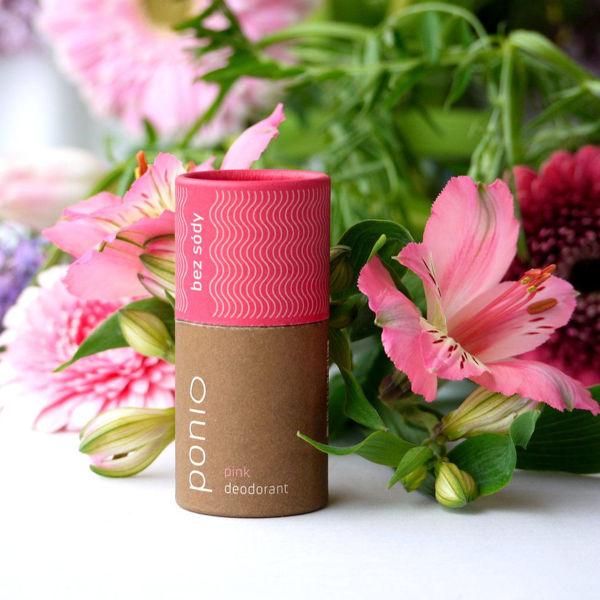 Obrázek Bezsodý deodorant Pink 60g PONIO