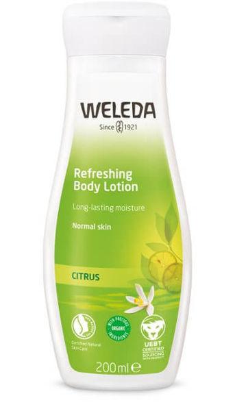 Obrázek Expresně hydratující tělové mléko 200 ml WELEDA