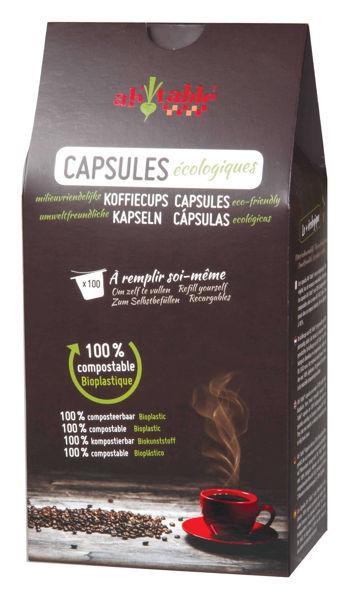 Obrázek Kávové kapsle pro Nespresso® 100 ks Ah!Table!