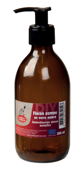 Obrázek Lahvička s pumpičkou 300 ml La Droguerie Ecologique