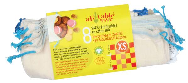 Obrázek Pytlíky na ovoce a zeleninu Ah!Table!