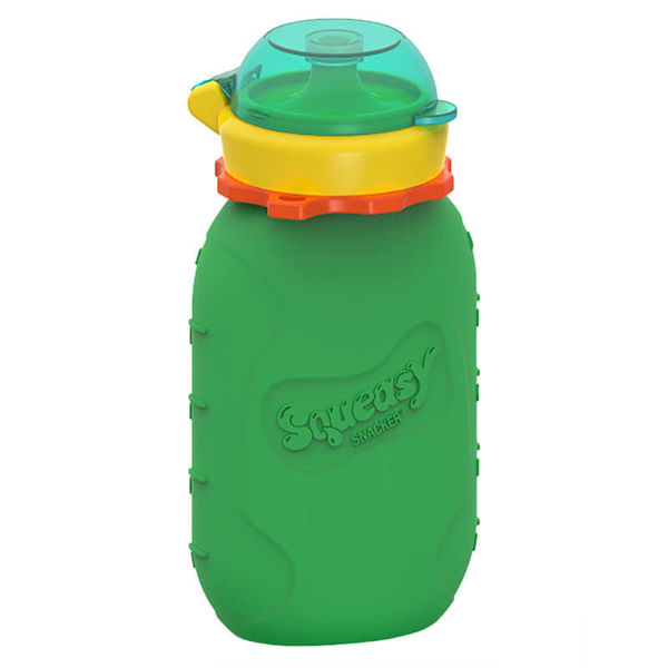 Obrázek Silikónová kapsička 180 ml Squeasy Gear