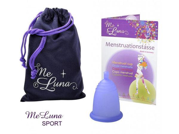 Obrázek Menstruační kalíšek Sport violet Me Luna