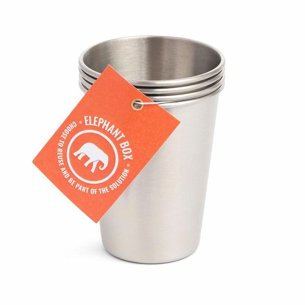 Obrázek Nerezový kelímek  Elephant Box