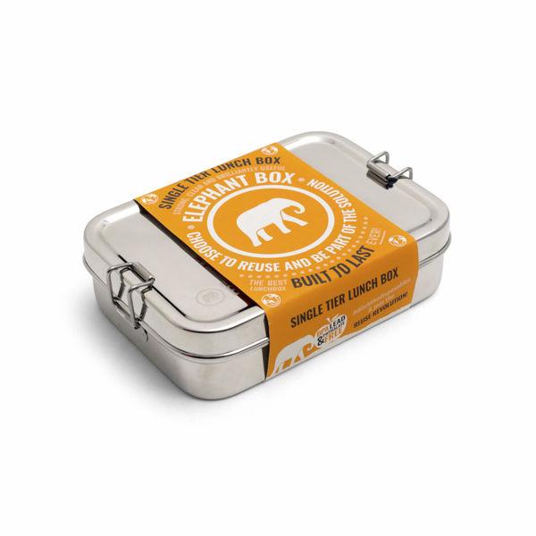 Obrázek Nerezový obědový box 800 ml Elephant Box